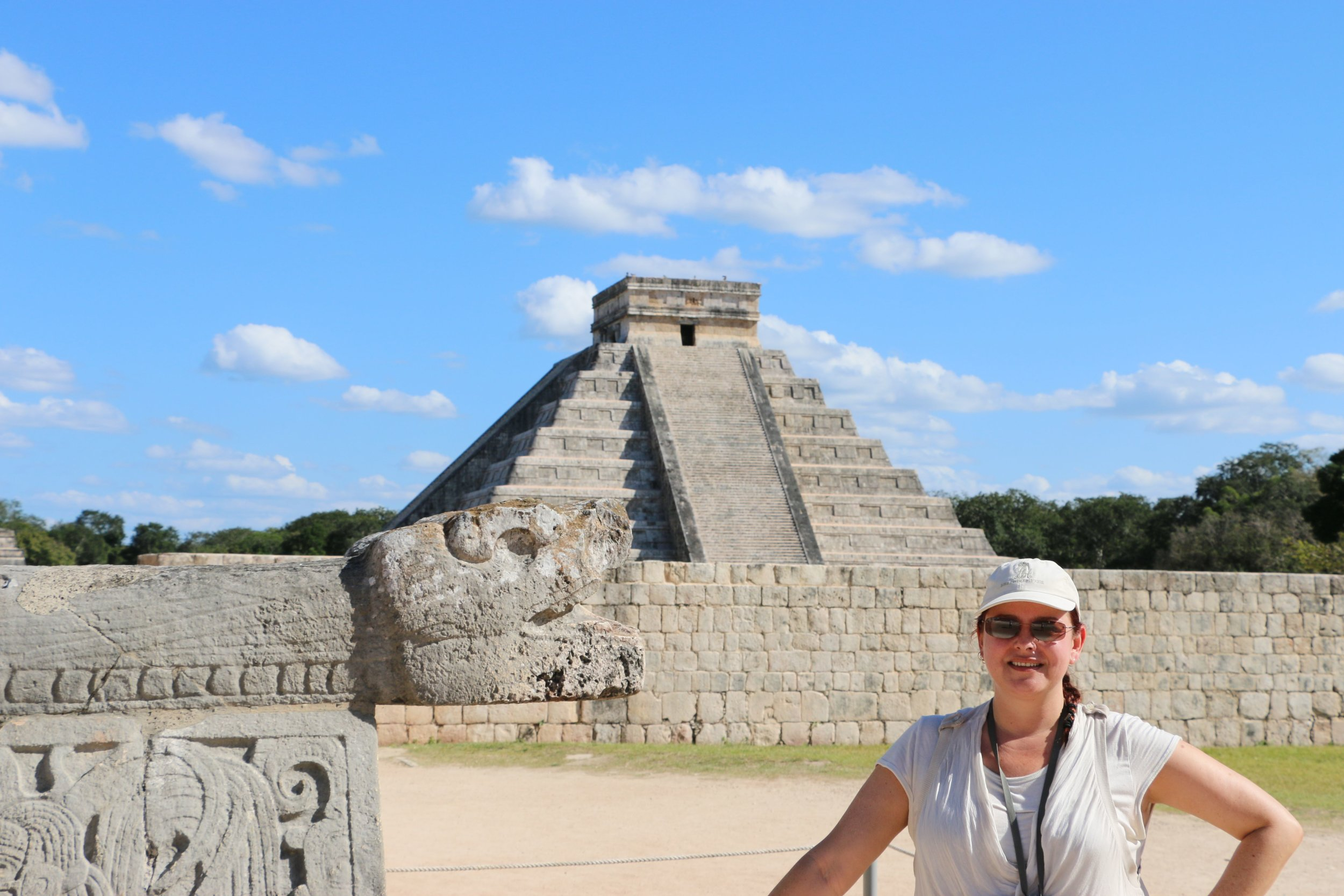 Peta in mexico Chichen Itza.jpg