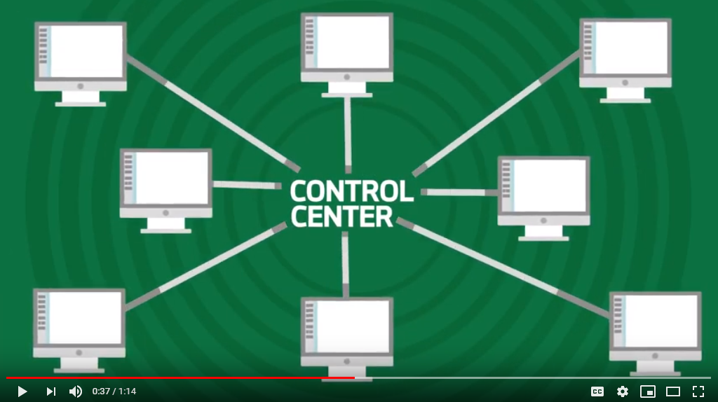 eProc Solutions Control Center