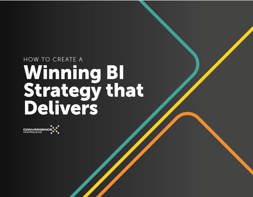 How to Create a Winning BI Strategy