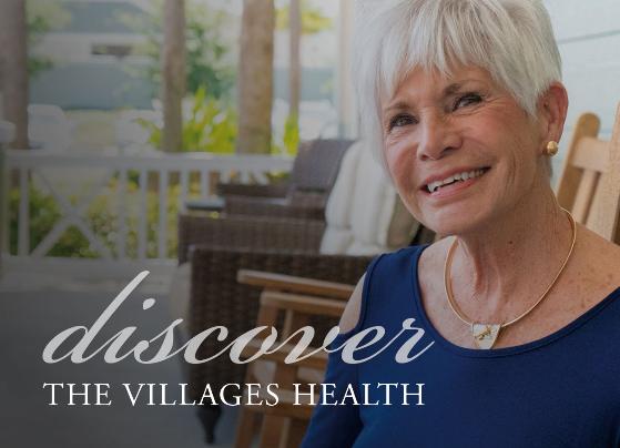 Roger West: The Villages Health