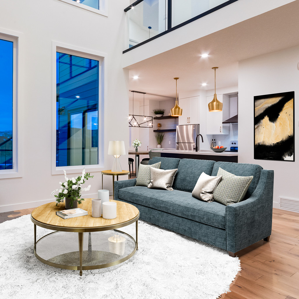 Virtual Staging USA   3D Rendered Interiors