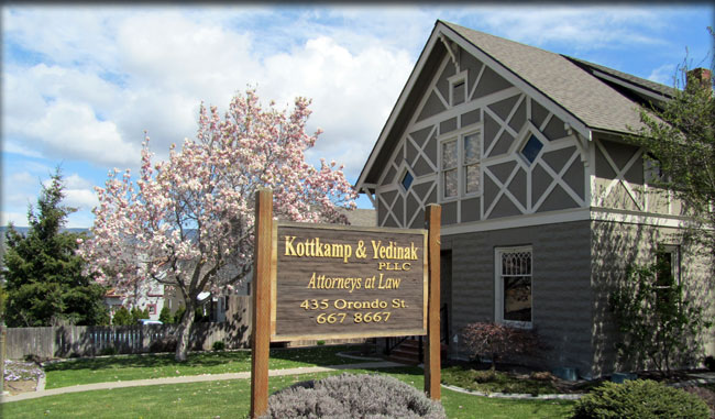 Whether you've been injured in an accident, are going through a divorce, or need to update your will, Kottkamp, Yedinak & Esworthy,P.L.L.C., has an attorney available to guide you through all the relevant legal procedures. At Kottkamp, Yedinak & Esworthy,P.L.L.C., our mission is to provide legal support to individuals in their time of need. A strong attorney-client relationship is the first step towards achieving a favorable legal result, and a relationship built on trust is a strong backbone for any legal case. At Kottkamp, Yedinak & Esworthy,P.L.L.C., all of our cases are formulated around our clients' needs and desires. Trust our attorneys to get you the results you desire. -