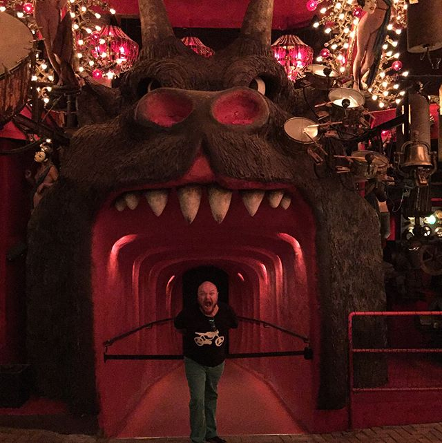 The House on the Rock is a singular spectacle of madness and wonder.