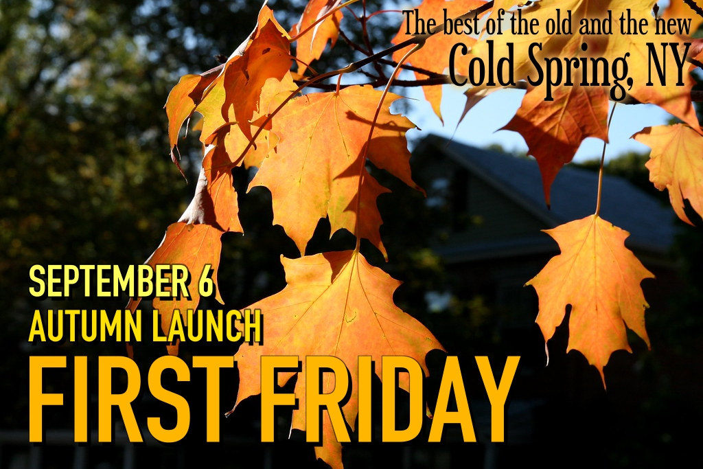 Autumn First Friday by tayaiscool.jpg
