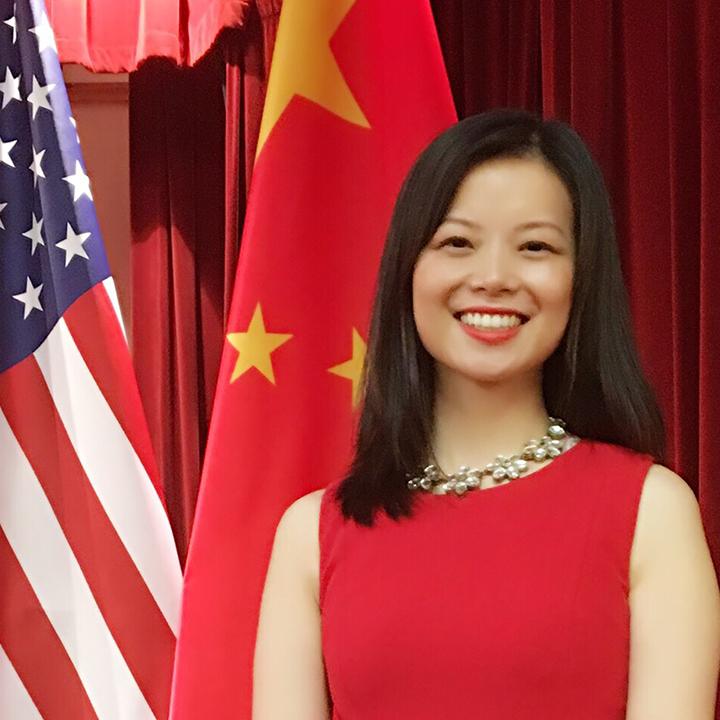 Christina Zhu-Weaver - ModeratorLearn More >>