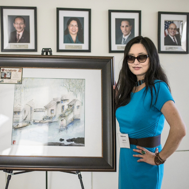 Lily Xu - Event Organizer
