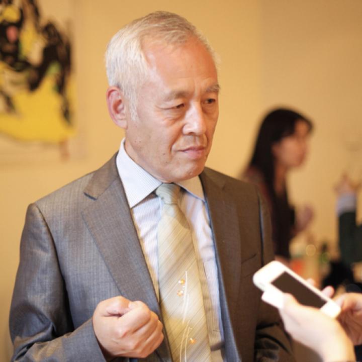 Fuhai Gu - Event Co-Organizer