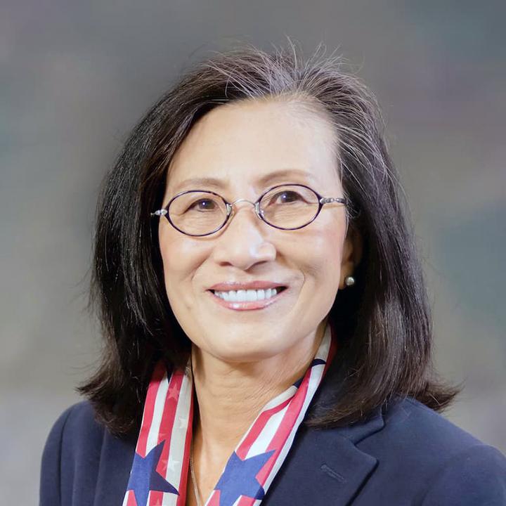 Helen Wang - President of SVCTBA