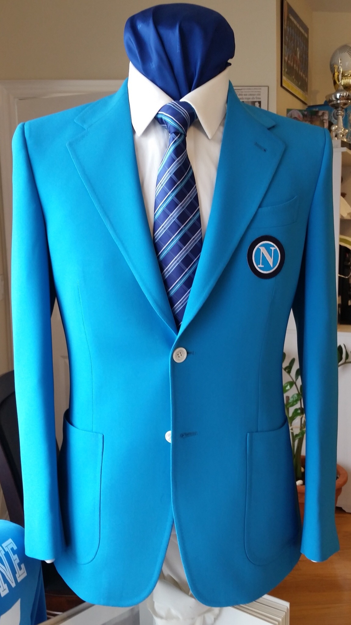 Tribute to my favourite football team NAPOLI 'S.S.C.