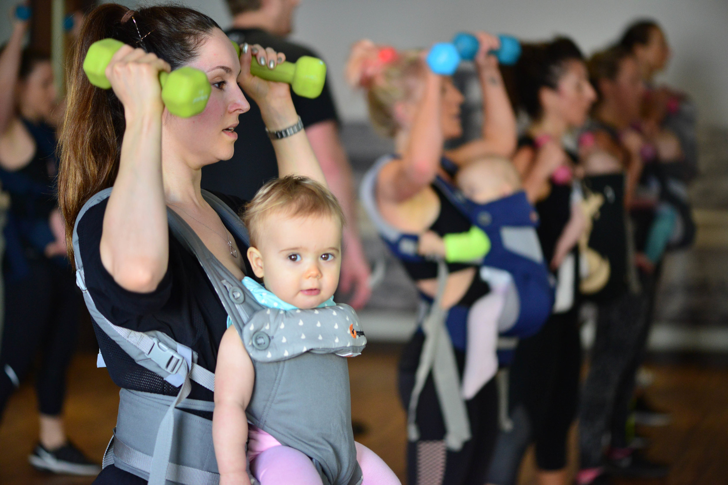 LIve classes - CARiFiT Live classes are a fun, effective and results driven workout without the need for separation or addition childcare costs.Classes that get results, foster friendships and provide expert support at the time new mums need it most of all.