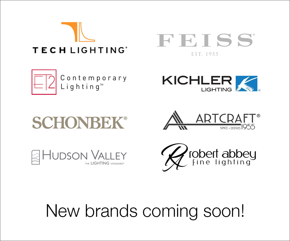 BRANDS - Reputable and leading brands are what we make sure to offer our customers and that is why we align ourselves with manufacturers who we trust to deliver on quality and workmanship. You'll find ALL of the most recognized and established name brands at Illuminations and if you don't see what you're looking for, ask us and we will do our best to get it for you!
