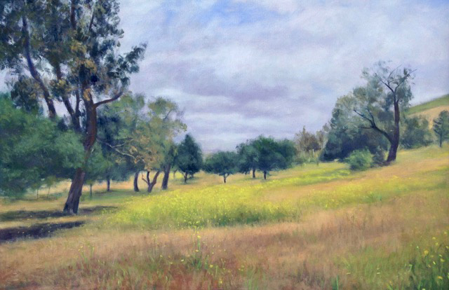 'HILLSIDE AT BEATTIE PARK'
