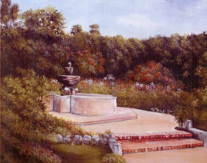 'CARMEL FOUNTAIN'