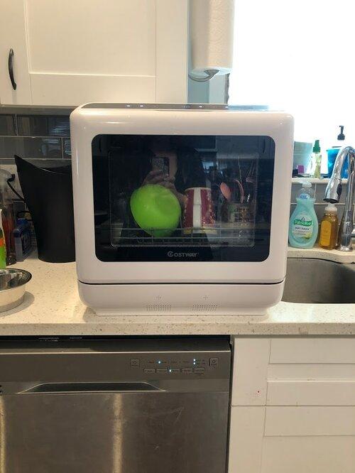 Double Dishwashers