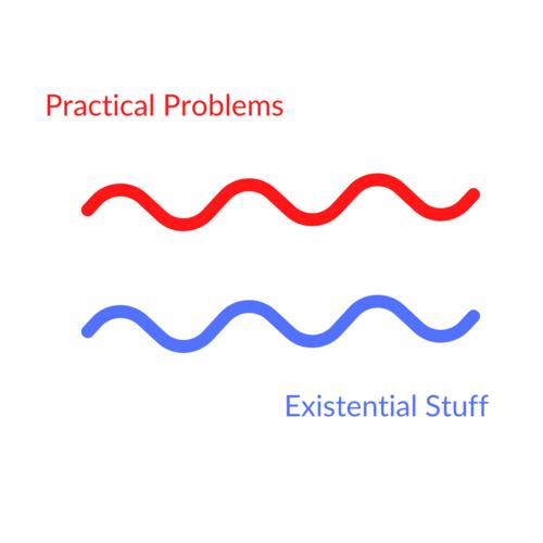 practicalvsexistential