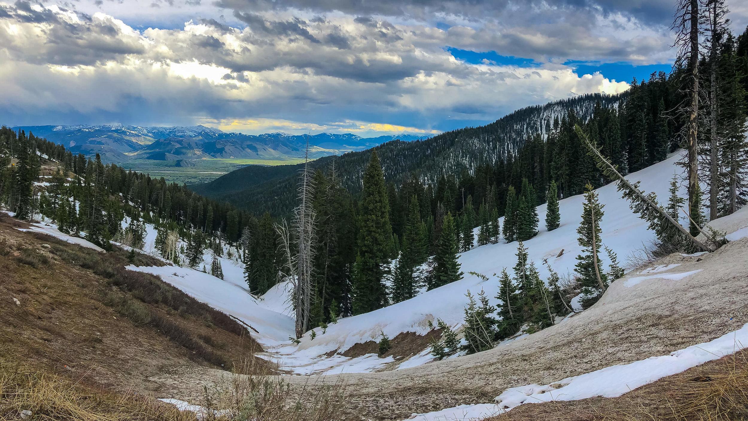 The Teton Pass