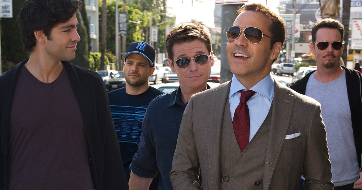 Jeremy Piven as Ari Gold in the HBO series Entourage
