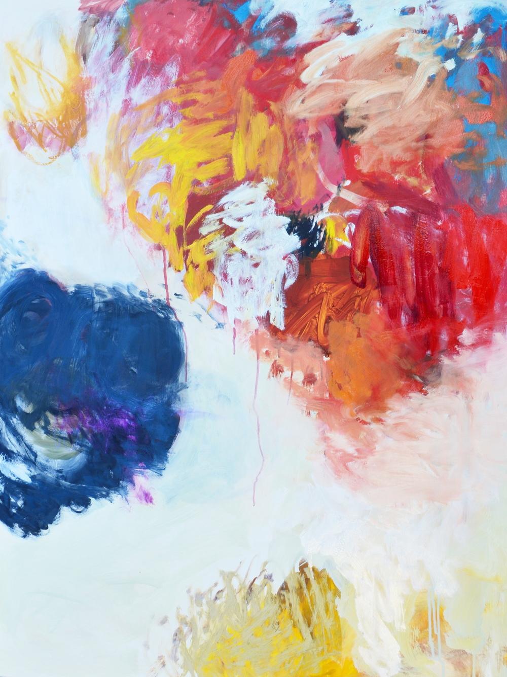 A Place I Remember 2015 | oil paint | 30x40