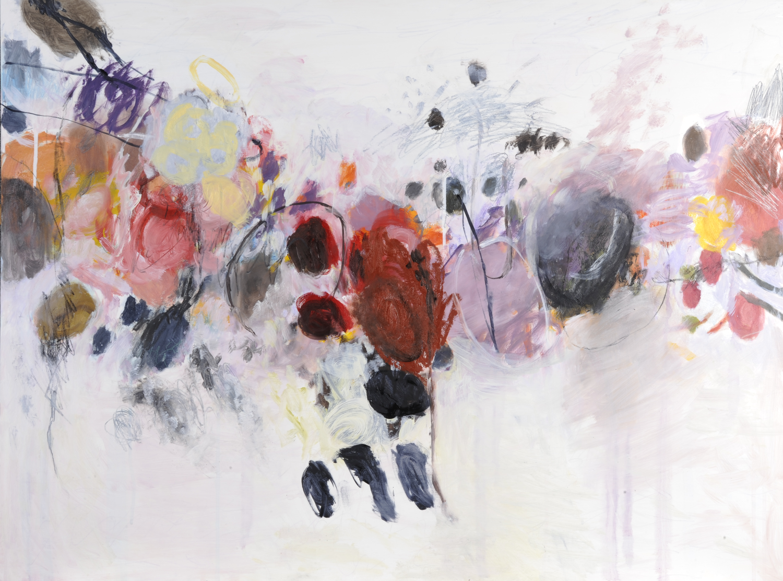 Haru-no Jin 3 2015 | oil paint | 30x40