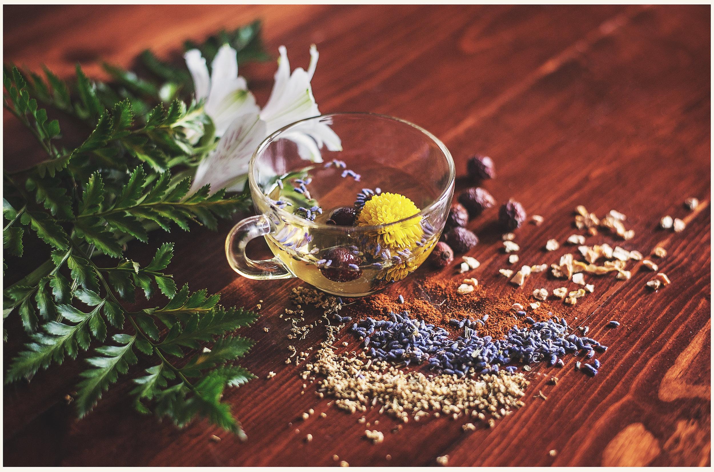 Chinese Herbal Formulas -