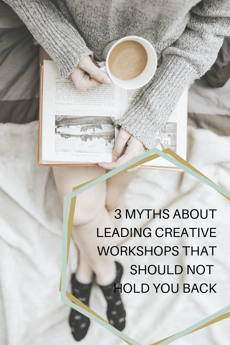 Busting the myths about experts, introverts & too much competition -