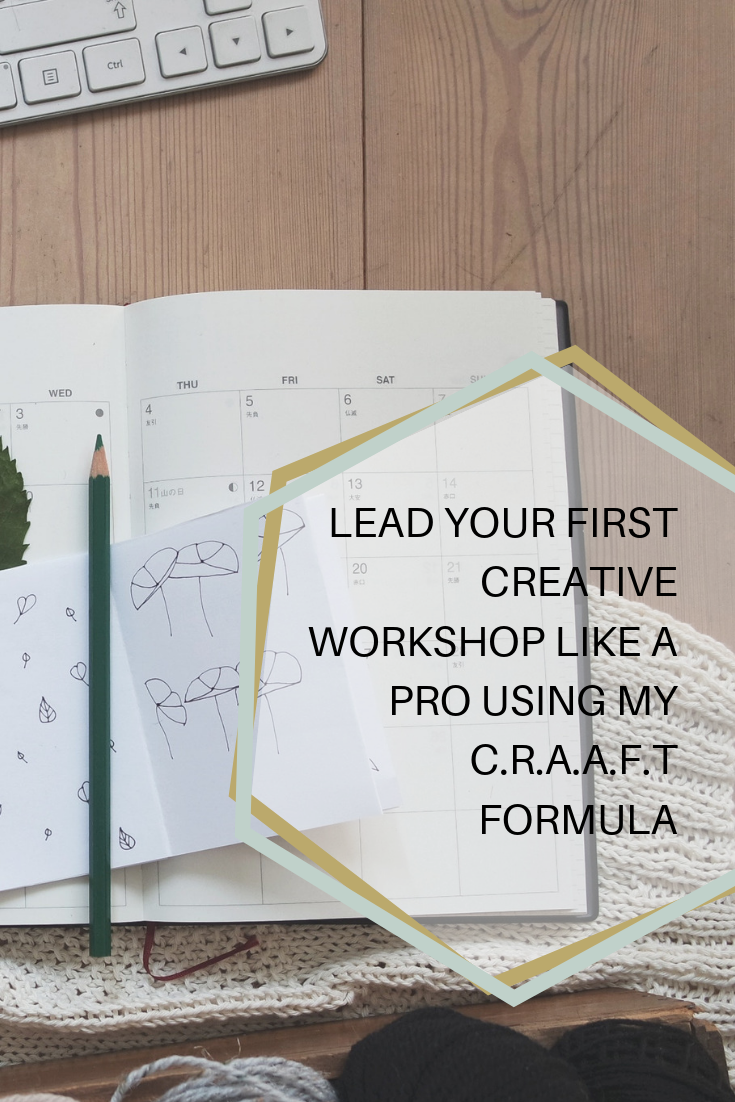 Amazing at your craft and want to teach it to others? But have no idea how to even begin planning out workshops and classes? -