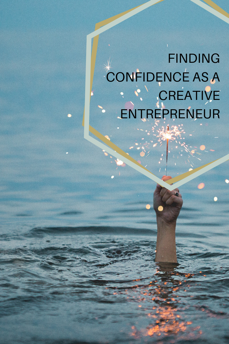 For many of us, confidence doesn't come naturally, but you can learn how to be confident, remain humble and open to healthy critique, to set yourself up for success in your business. -