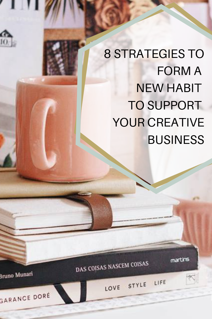Entrepreneurship is a game of growth, there are always new levels and challenges we need to rise up to. Use these 8 strategies to form habits that will support your entrepreneurial journey -