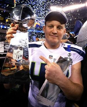 Super Bowl XLVIII: Seattle Seahawks Vs. Denver Broncos. 43-8
