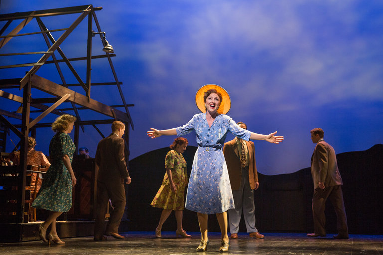 BRIGHT STAR - BROADWAY