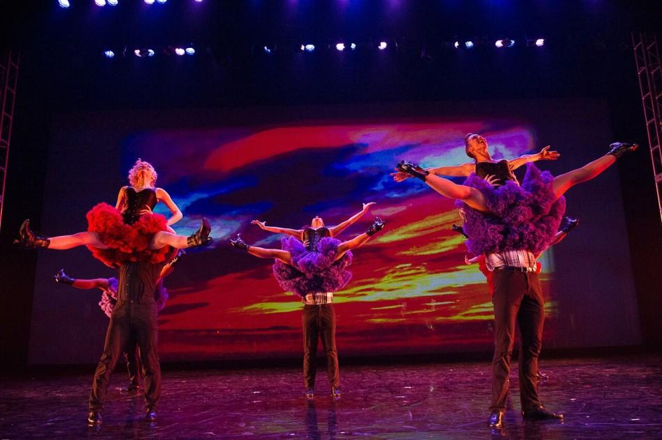 AMERICAN DANCE MACHINE - THE JOYCE THEATER
