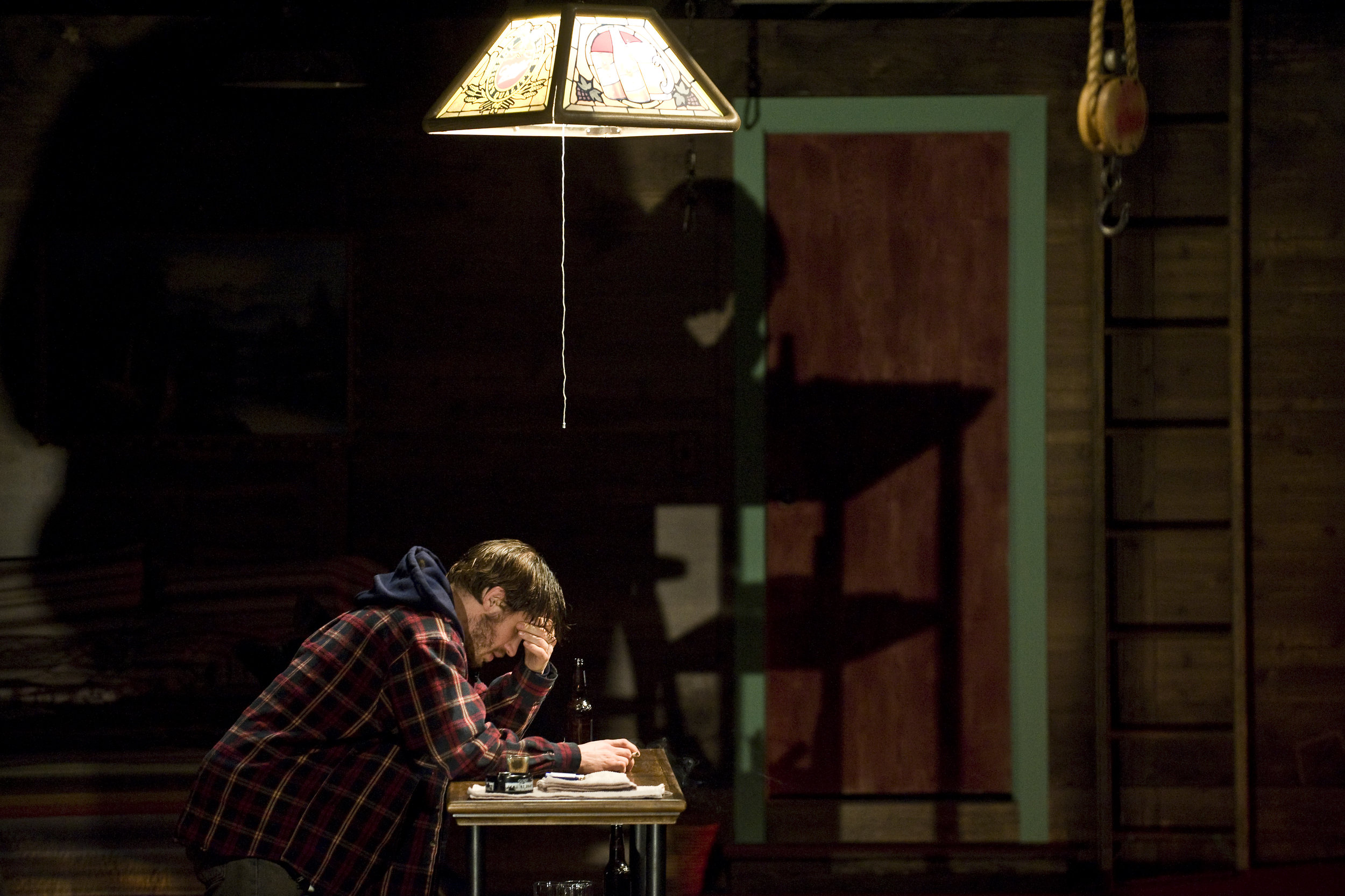 THE LONG RED ROAD - GOODMAN THEATRE
