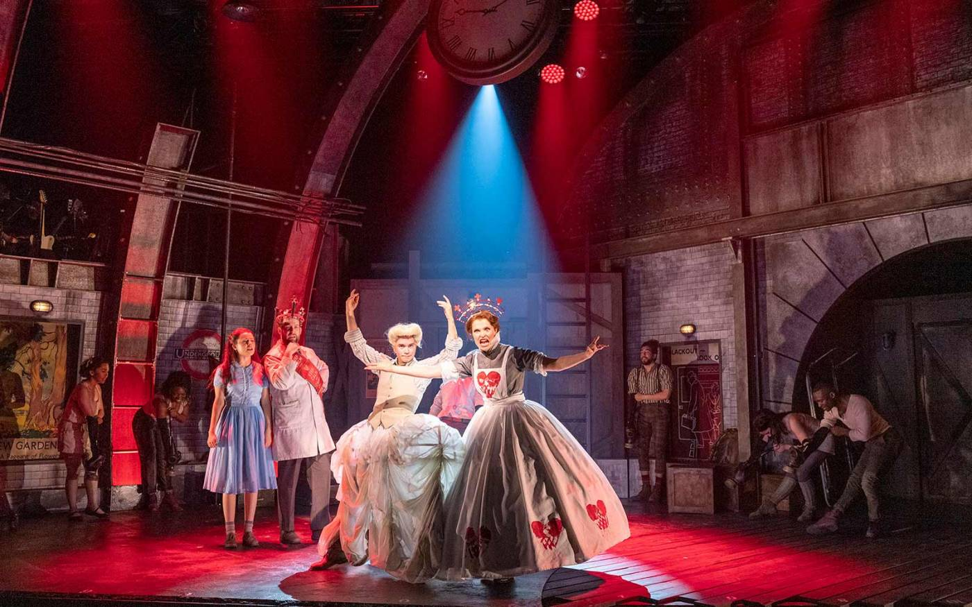 ALICE BY HEART - OFF BROADWAY / MCC THEATER