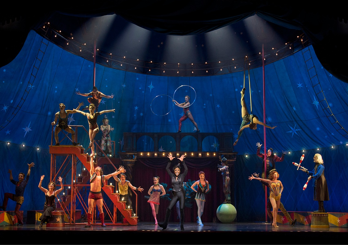 PIPPIN - BROADWAY