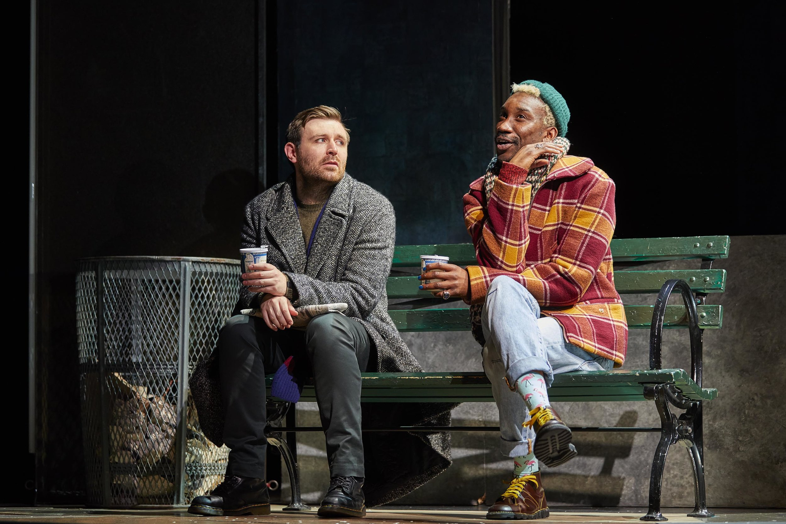 Simplicity Is Key for the Angels in America Set - We spoke to Edward Pierce, the TONY nominated scenic designer for Angels in America about the challenges of transferring a show from the West End and where he draws his inspiration from.