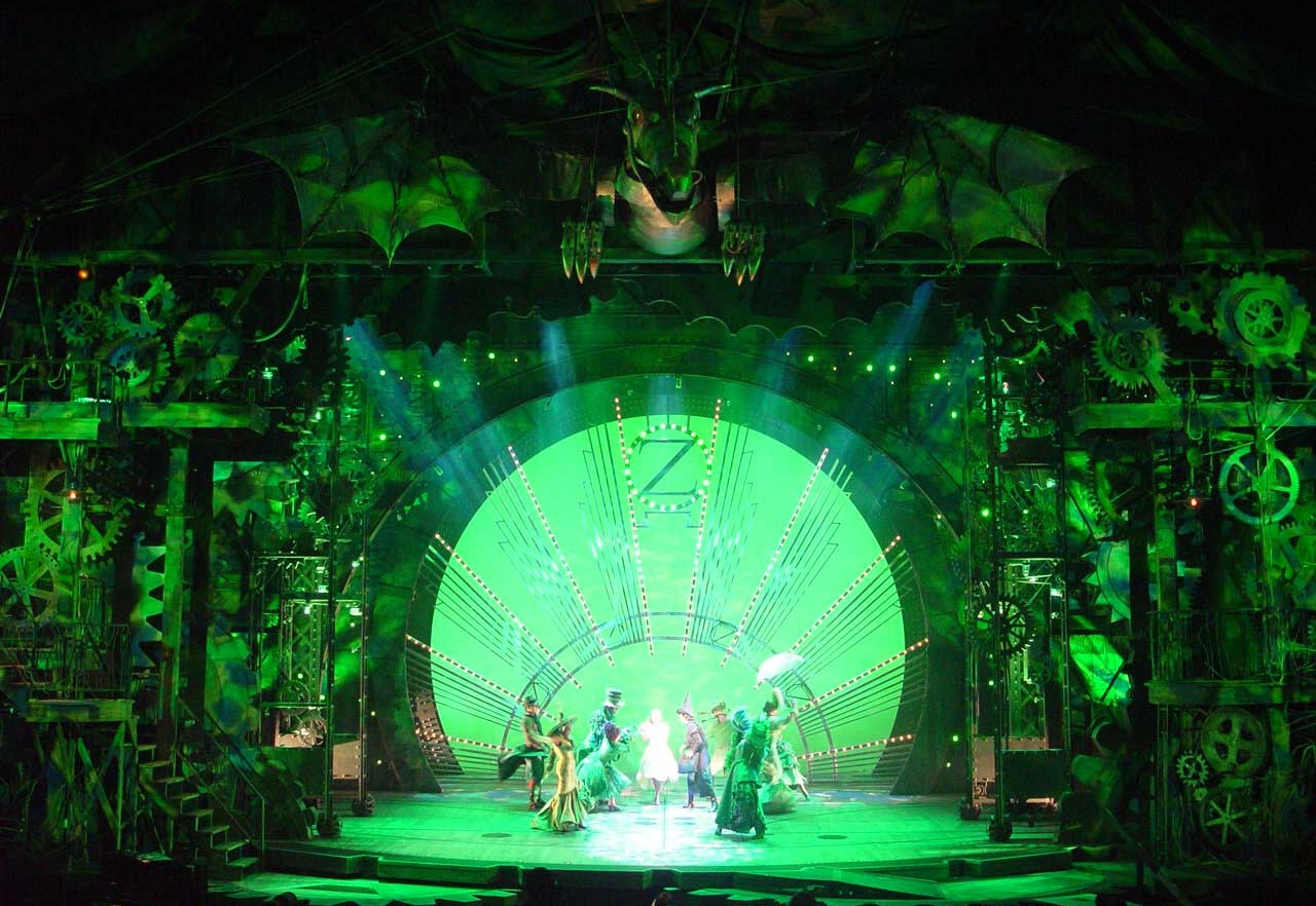 WICKED - ALL WORLDWIDE PRODUCTIONS