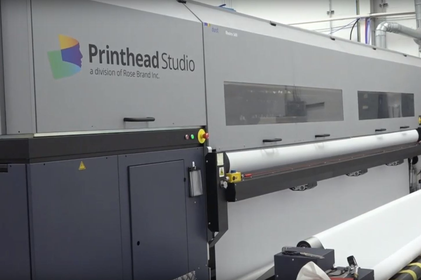 "PRINTHEAD STUDIO - ""No job is too big, small or complex for efficient, expert handling […]"""