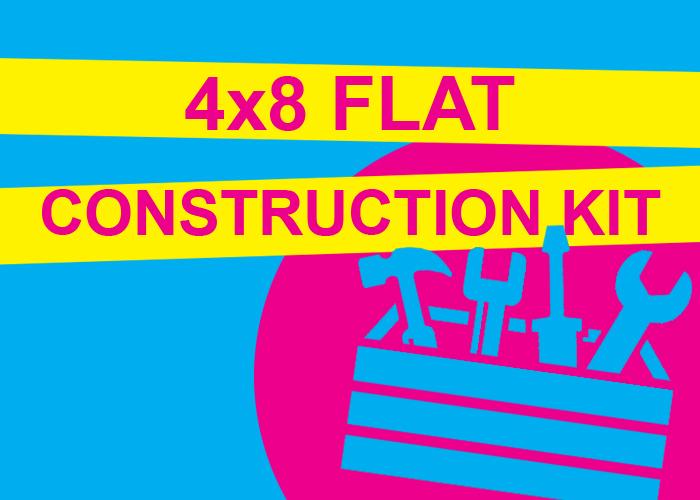 4X8 FLAT