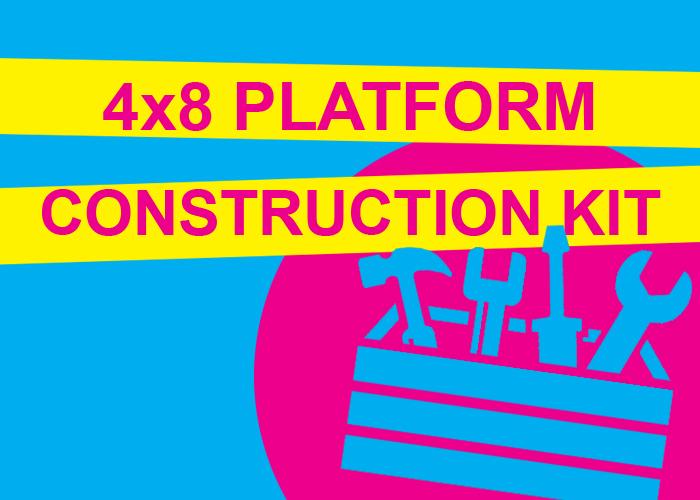 4X8 PLATFORM