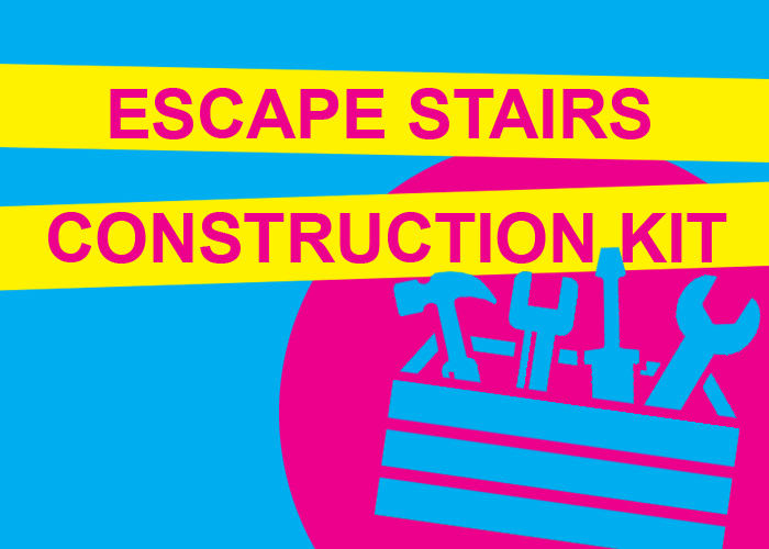 ESCAPE STAIRS
