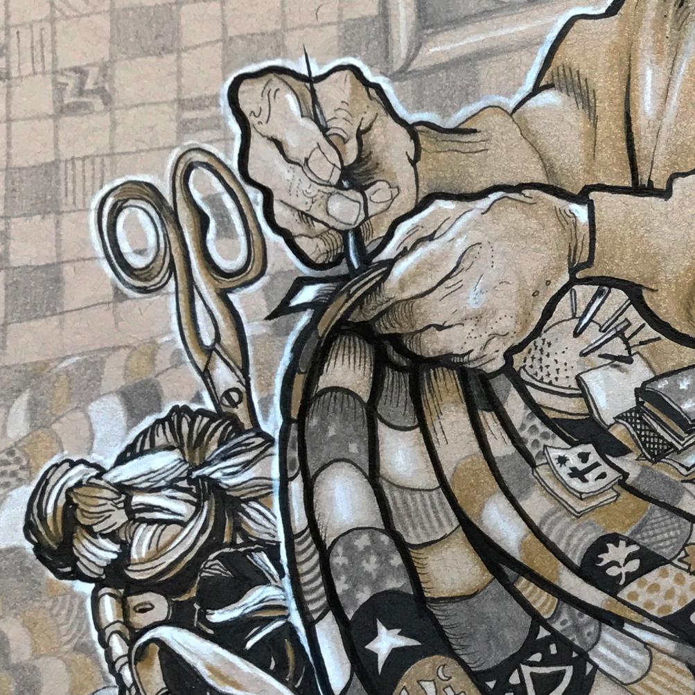 quiltmaker-drawing-josh-hunter-detail1
