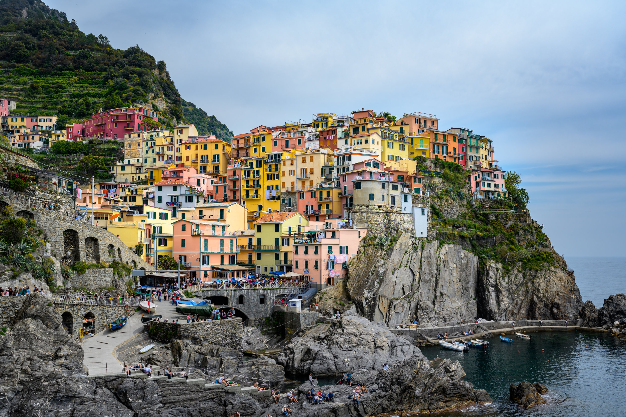 Magnificent Manarola!