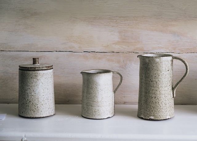 Selection from @tomcrewceramics - very popular in the shop :)
