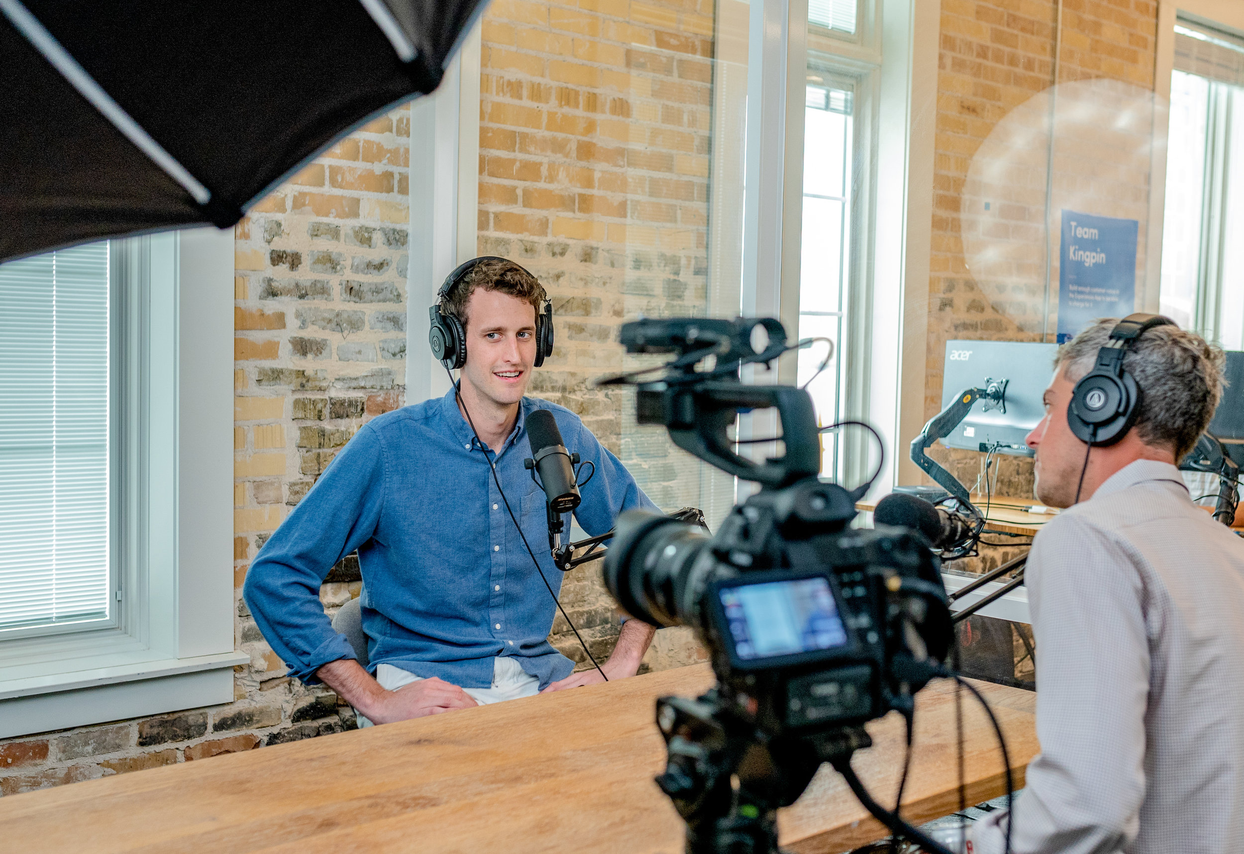 Emotions - Video builds trust. By increasing our level of engagement with a video it ignites emotional involvement with your content that you don't get anywhere else.YouTube is an excellent platform for telling a story of either your company or your product or service to convey the information and emotions you want your audience to learn and feel.