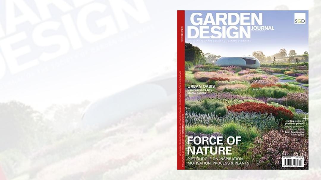 Garden Design Journal April 2019