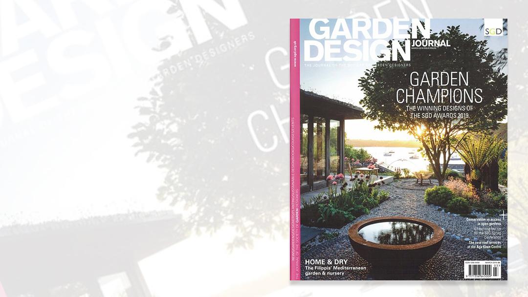 Garden Design Journal March 2019