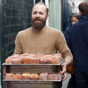 April 17, 2014 –   Travel& Leisure Magazine, Carry On Blog   1235 Donuts at Columbia Road Flower Market in London, is now the  spot to get your donut fix . You can follow them @1235donuts to get the latest on their opening times and flavors!