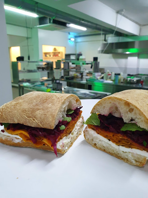 February 22, 2019 Beirutista.com -  Review of Green Junkie, Beirut, Lebanon. It's clean eating, farm-to-fork concept I created that opened in January 2019.