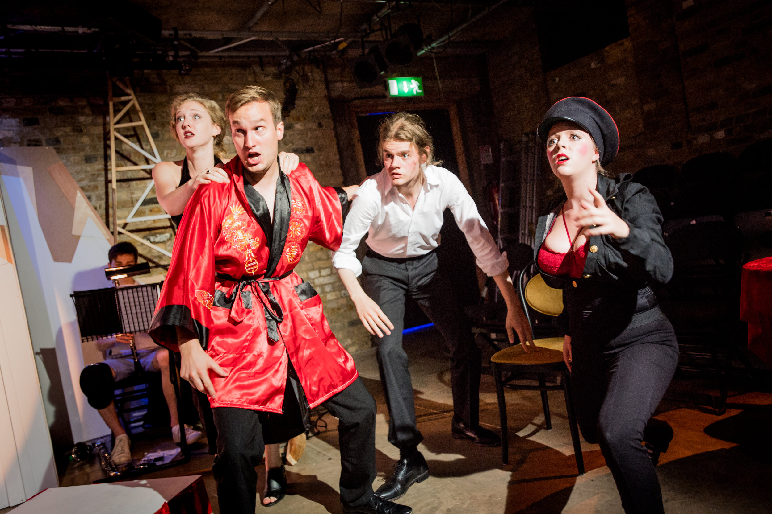 Bethany Horak-Hallett, Alexander Gebhard, Henry George Page and Juliet Wallace in Collision. Credit Robert Workman.jpg