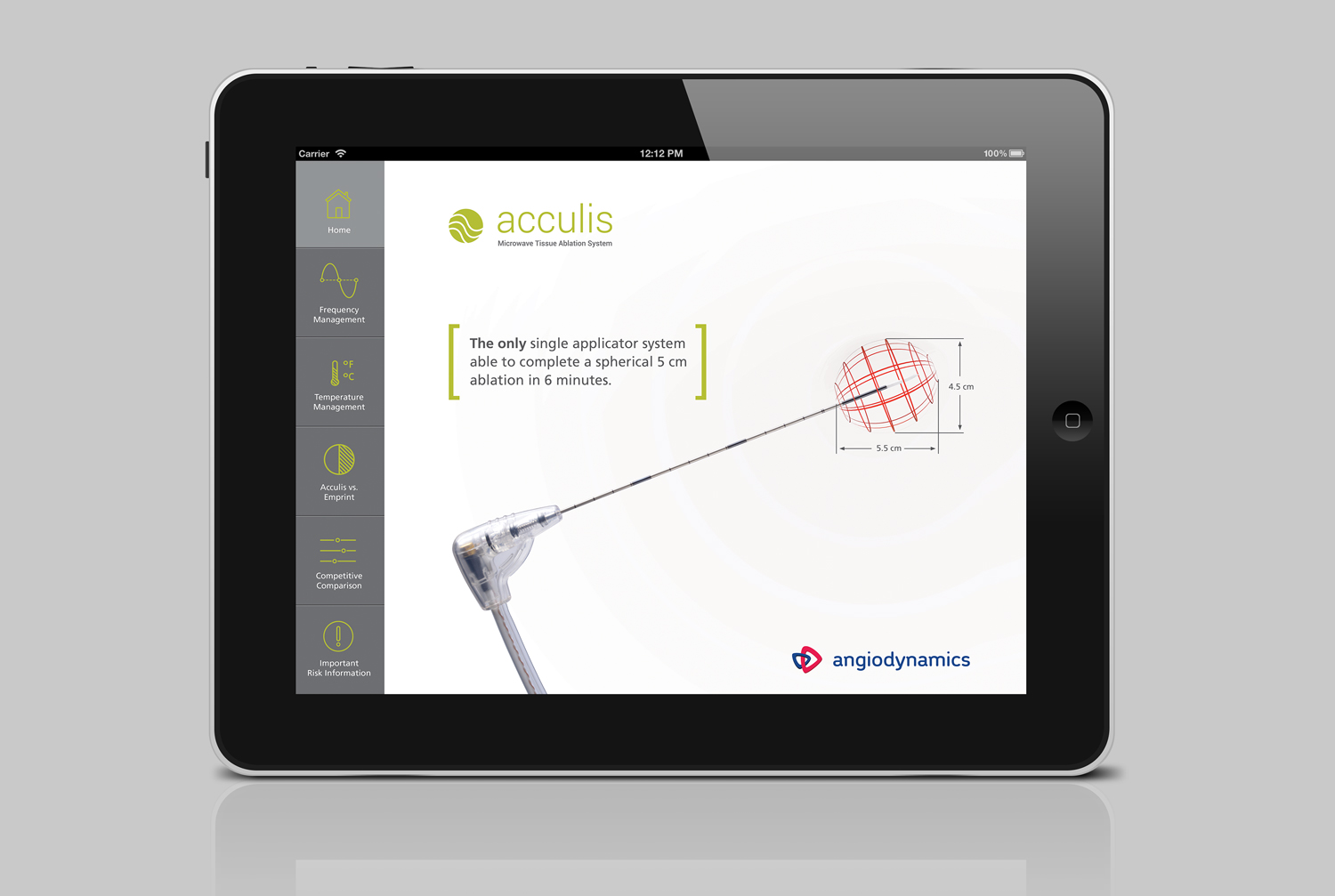 Acculis Digital Brochure